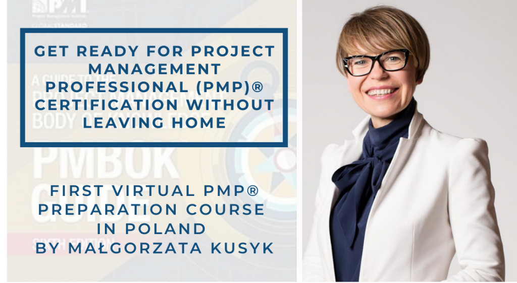 PMP preparation virtual course