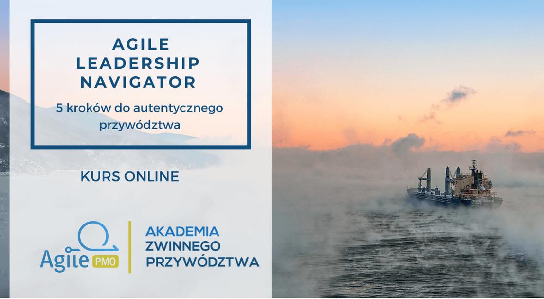 Agile Leadership Naviogator Kurs online